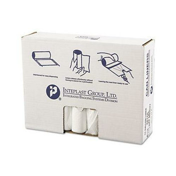 Inteplast Group Inteplast Natural 33 Gallon High Density Can Liner