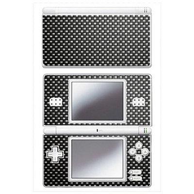 DIAGEO Carbon Fibre Skin for Nintendo DS Lite Console