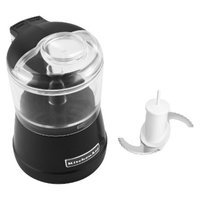KitchenAid 3.5 Cup Food Chopper - Onyx Black
