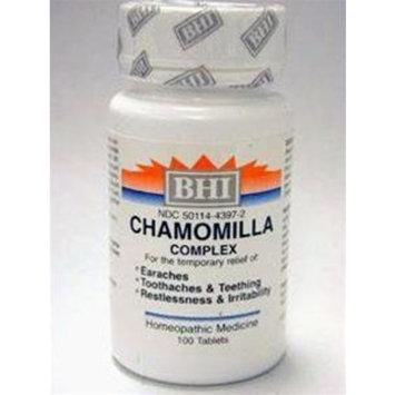 Bhi/heel Chamomilla Complex Bhi (Heel) 100 Tabs