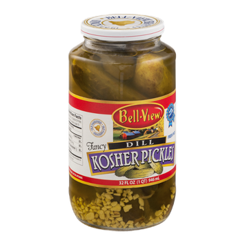 Bell-View Dill Kosher Pickles