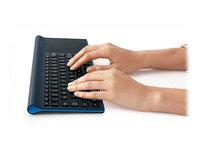 Logitech - Tk820 Wireless All-in-one Keyboard