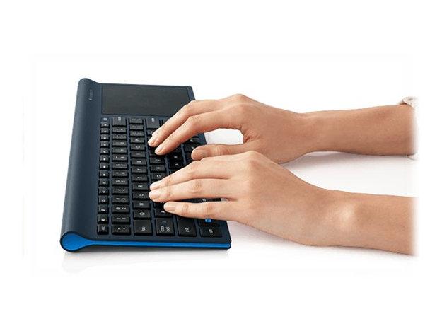 8468ecf18fa Logitech - Tk820 Wireless All-in-one Keyboard Reviews 2019