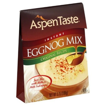 The Aspen Mulling Co Eggnog Mix, 3.75-Ounce (Pack of 8)