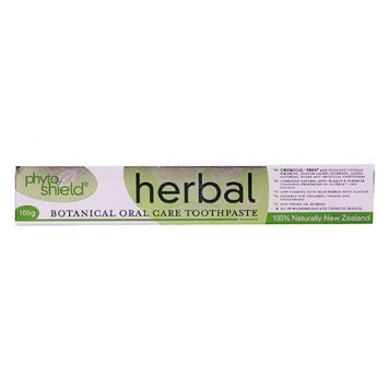 Phytoshield 51378 Phytoshield Botanical Herbal Toothpaste- 3.5 OZ
