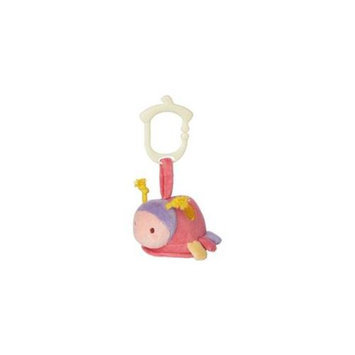 My Natural Relief My Natural 46304 Clip n Go Stroller Toy - Ladybug