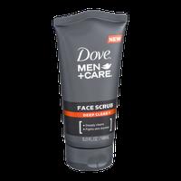 Dove Men+Care Deep Clean + Face Scrub