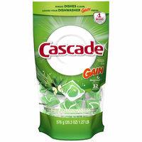 Cascade Gain Original Scent Dishwasher Detergent Action Pacs