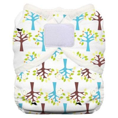 Thirsties Reusable Duo Wrap Diaper with Hook & Loop, Size 1 -