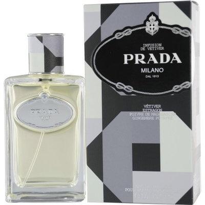 Prada Infusion De Vetiver by Prada Eau De Toilette Spray for Men, 3.4 Ounce