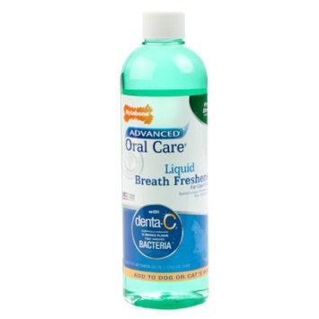Nylabone Advanced Oral Care Liquid Pet Breath Freshener