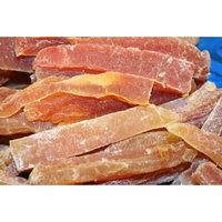 Bayside Candy Papaya Spears Low Sugar Unsulphured, 2Lbs