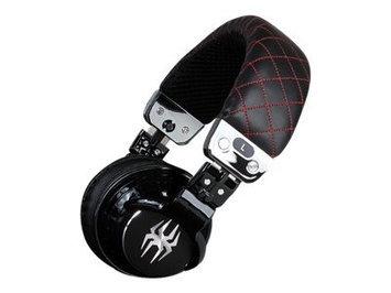 Spider International Inc. Spider PowerForce E-HEPH-BK01 Headphone