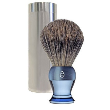 e Shave eShave Fine Badger Hair Travel Shaving Brush