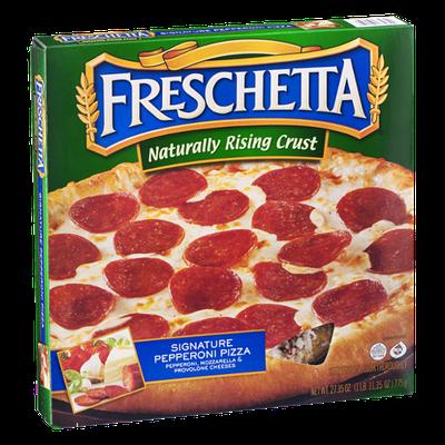 Freschetta Naturally Rising Crust Pizza Signature Pepperoni