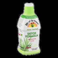 Lily Of The Desert Aloe Herbal Detox Formula Daily Detoxifying Formula