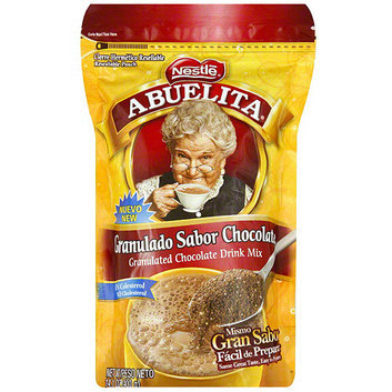 Nestlé Abuelita Granulated Chocolate Drink Mix