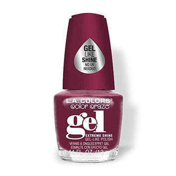 LA Colors L.A. Colors Extreme Shine Gel Nail Polish