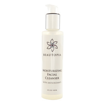 Beautopia Moisturizing Facial Cleanser with Antioxidants, 6 fl oz