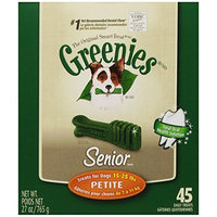 Greenies Chews For Senior Dogs, Treats For Dogs