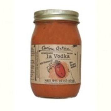Cucina Antica La Vodka Sauce 16 Oz. -Pack of 12