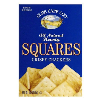 Olde Cape Cod 85995 Olde Cape Cod Crackers#44; Hearty Squares 12x6 Oz