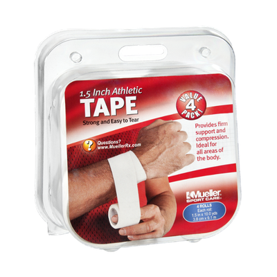 Mueller Sport Care 1.5 Inch Athletic Tape