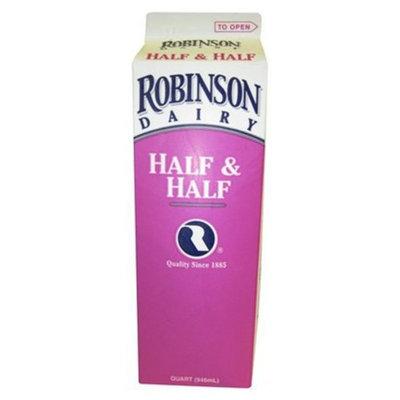 Meadow Gold Robinson Dairy Half & Half 32 fl oz