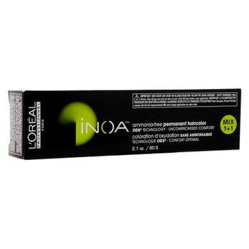 L'Oréal Paris Professionnel iNOA Ammonia-Free Permanent Haircolor, 4/4N, 2 oz