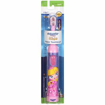 Equate Kids Soft Power Toothbrush
