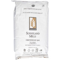 Bulk Grains 100% Organic Coarse Ground Bulgur 25 Lbs