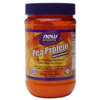 NOW Sports Pea Protein 24g Natural Flavor