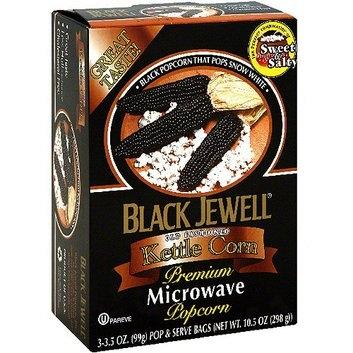 Black Jewell Microwave Kettle Popcorn