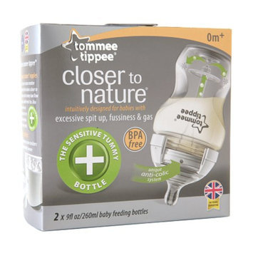 Tommee Tippee 9 oz Anti Colic Bottles