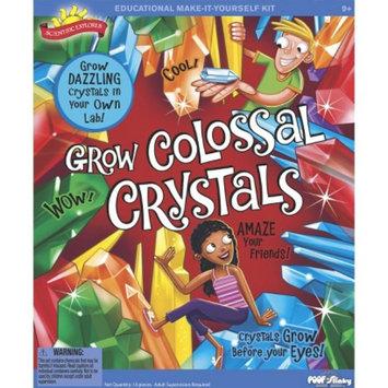 Alex Brands Scientific Explorer 0SA218 Grow Colossal Crystals Kit