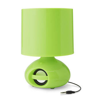 Checkolite iHome Speaker Night Lamp System - Green