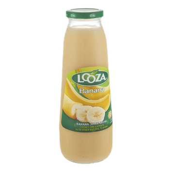 Looza Banana Juice Drink