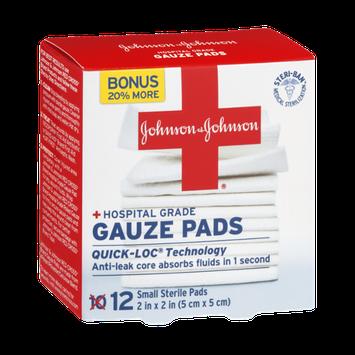 Johnson & Johnson Gauze Pads - 2 in x 2 in