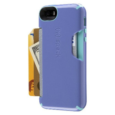 Speck Products Speck Candyshell Cell Phone Case for iPhone 5/5s with Card Slot -