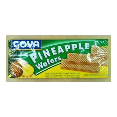 Goya Pineapple Wafers