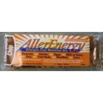 AllerEnergy Gluten Free Nutrition Bar Chocolate Chip -- 1.4 oz