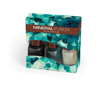 Northern lights Mini Nail Polish Mineral Fusion 3 Shades Kit