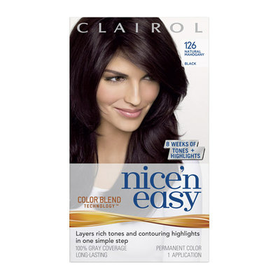 Clairol Nice 'N Easy Permanent Hair Color
