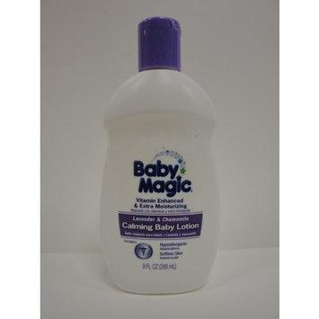 Baby Magic Lavender & Chamomile Calming Baby Lotion 9 FL OZ