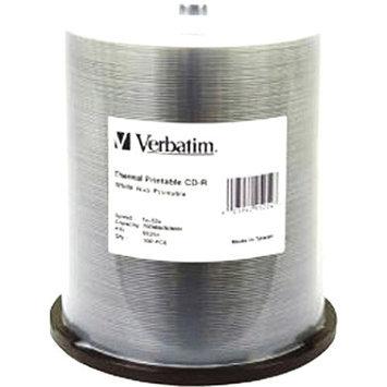 Verbatim 52x CD-R Media - Printable