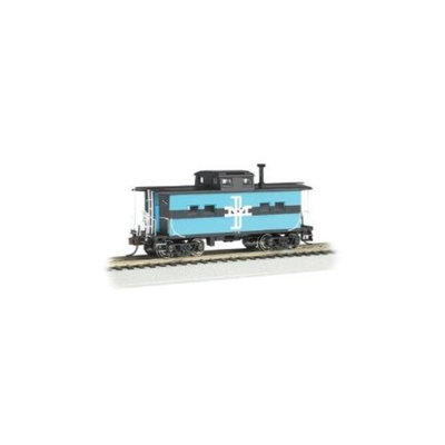 Bachmann Trains Bachmann Industries HO Scale Northeast Steel Caboose - Boston and Maine