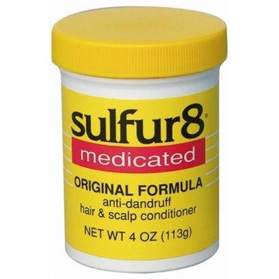 DDI Sulfur 8 - Medicated Anti-Danduff Hair & Scalp Conditioner -Original- Case of 24