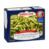 Birds Eye Vegetables & Sauce Green Beans & Spaetzle