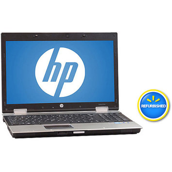 HP Refurbished Silver 15.6
