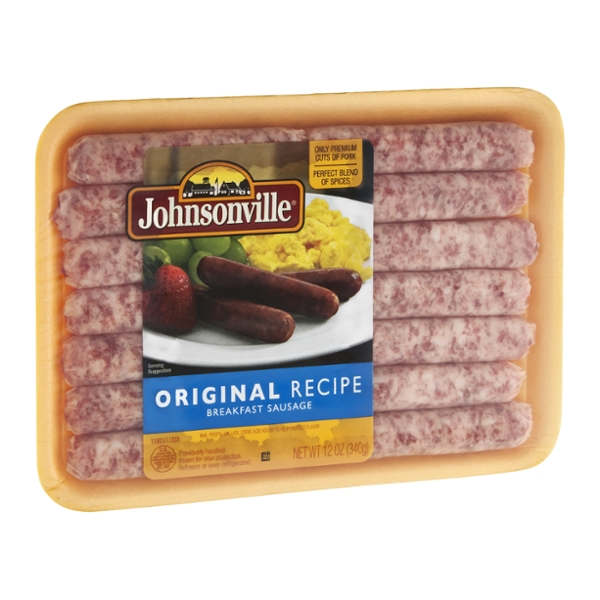 Johnsonville Breakfast Sausage Original
